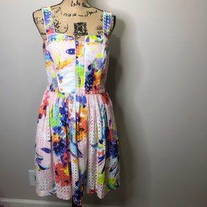 8 Trina Turk Summer dress